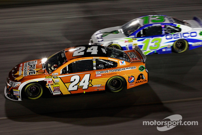 Jeff Gordon e Casey Mears