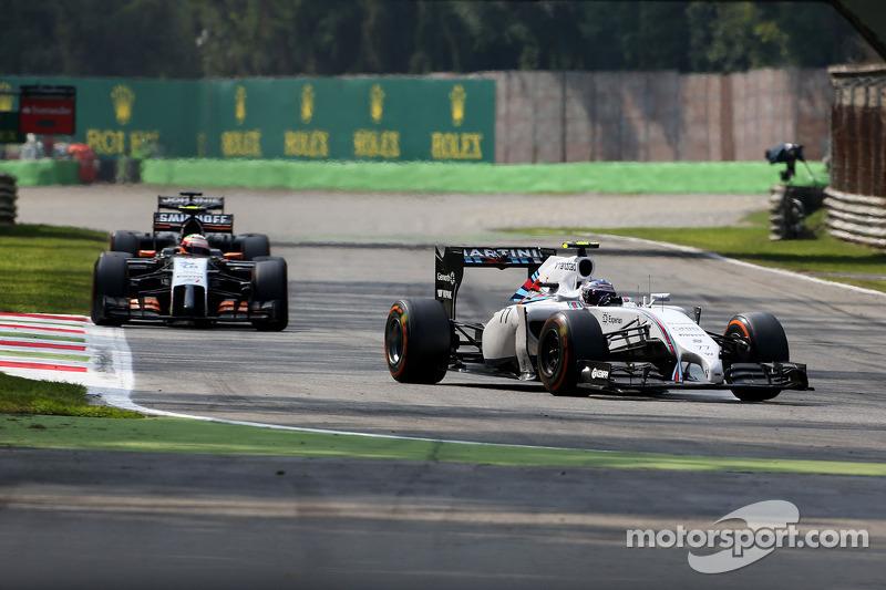 Valtteri Bottas, Williams F1 Team 07