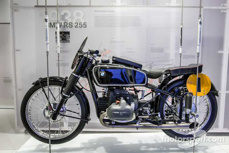 1938 BMW RS 255 motorcycle