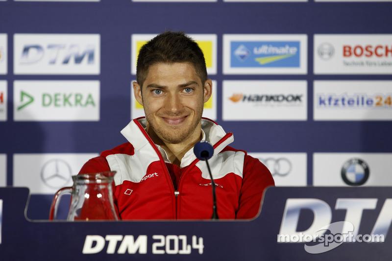 Edoardo Mortara, Audi Sport Takımı Abt