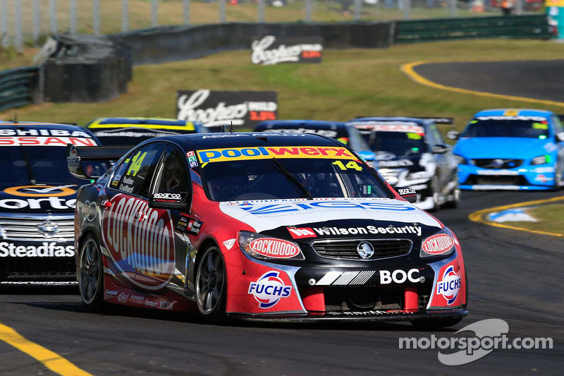 Fabian Coulthard ve Luke Youlden, Lockwood Racing Holden