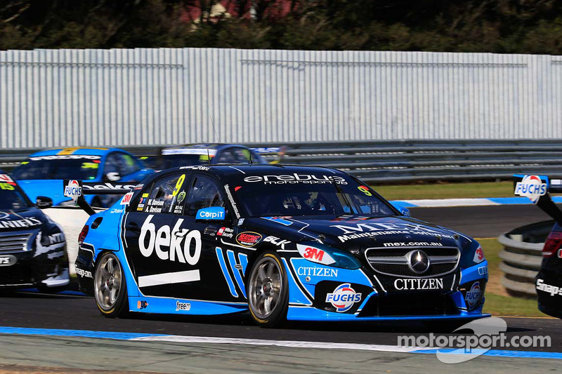 Will Davison e Alex Davison, Erbus Racing Mercedes