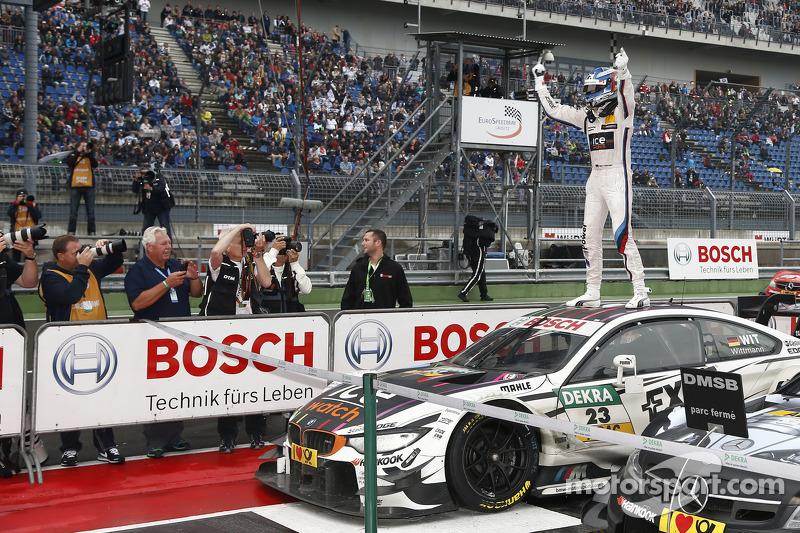 2014 Şampiyonu, Marco Wittmann, BMW RMG Takımı BMW M4 DTM