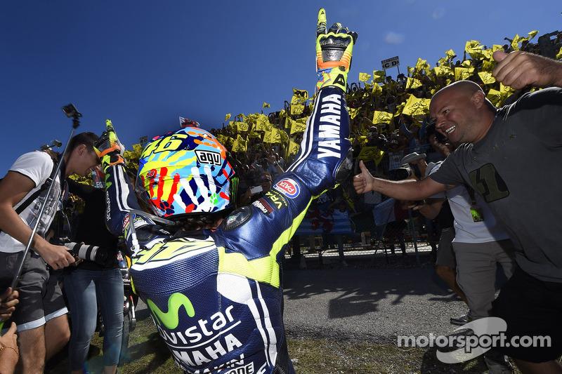 2014 : Valentino Rossi (Movistar Yamaha MotoGP)