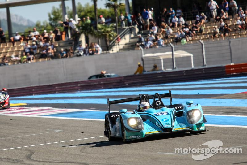 #43 Morand Racing 摩根 Judd: 加里·赫希, 皮埃尔·拉盖, 克里斯蒂安·克莱恩 获胜