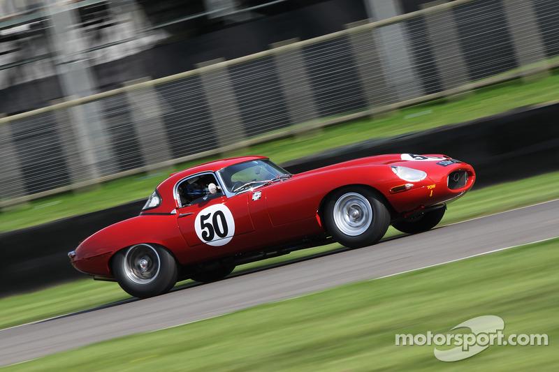 1961 Jaguar E-Type Semi-lightweight spec