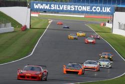 Ferrari Yarış Günleri: Silverstone