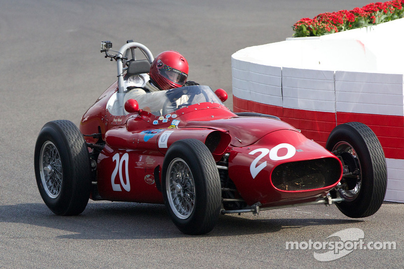 Tony Wood - 1959 - Tecnica Meccanica-Maserati 250F