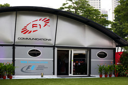 F1 Communications Hub