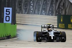 Verbremser: Kevin Magnussen, McLaren MP4-29
