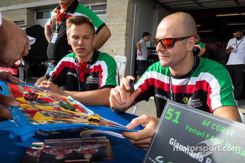 Gianmaria Bruni, Toni Vilander