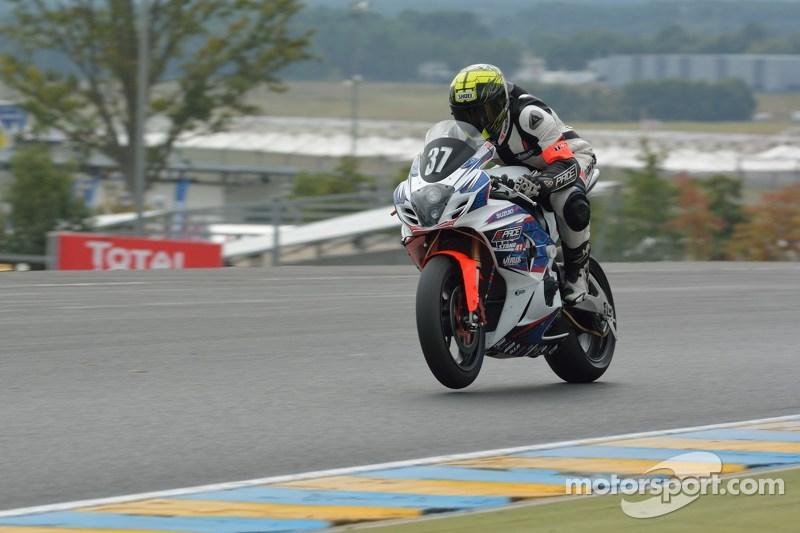 #37 Suzuki: Julien Gallerand, Yannick Nouvellon, Julien Diguet, Charles Roche