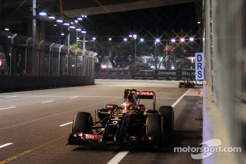 GP de Singapur 2014 PL2