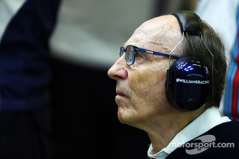 Frank Williams, Williams Takım Sahibi