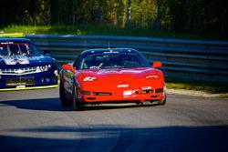 #82 Hoosier VP Fuels Chevrolet Corvette: Norman Betts