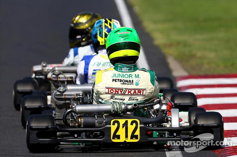 CIK-FIA Wereldkampioenschap KF-Junior Essay