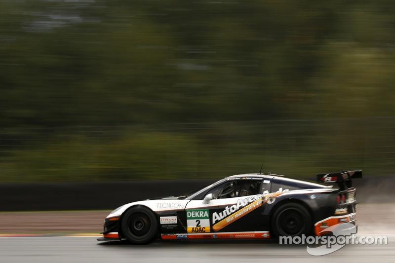 #2 Callaway Competition Corvette Z06.R GT3: Patrick Assenheimer, Diego Alessi