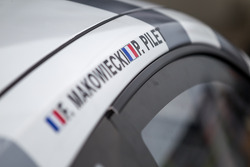 #910 CORE autosport 保时捷 911 RSR: 弗里德利·马可维基, 帕特里克·皮勒