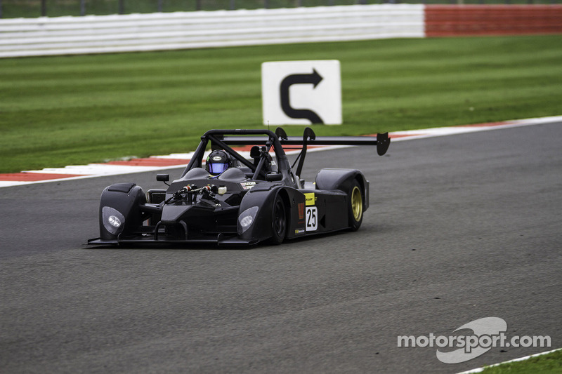 #25 Motionsport Wolf CN08: Pete Storey, James Fletcher