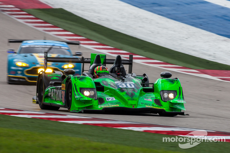 #30 Extreme Speed Motorsport HPD ARX 03b - 本田: 斯科特·夏普, 瑞恩·迪埃尔, 埃德·布朗