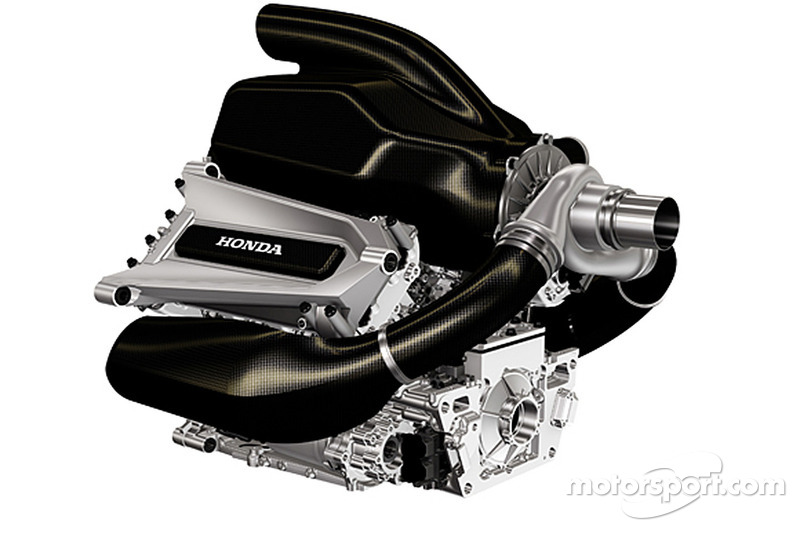 Honda-Antriebseinheit für die Formel-1-Saison 2015