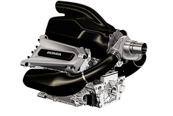 本田2015赛季F1动力单元