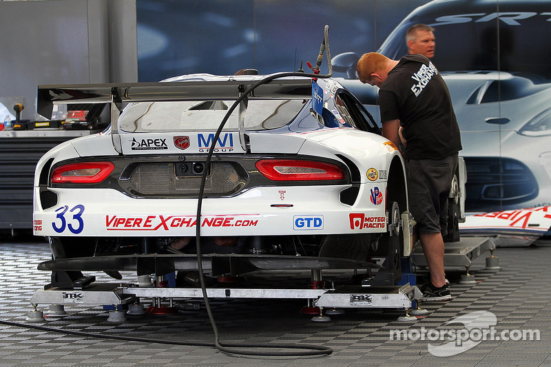 #33 Riley Motorsports SRT Viper GT3-R