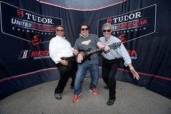 Greg Creamer, John Hindhaugh ve Jeremy Shaw, Radyo Le Mans IMSA etkinliğine dönüyor