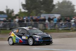 Pontus Tidemand ve Patrik Barth, Ford Fiesta R5