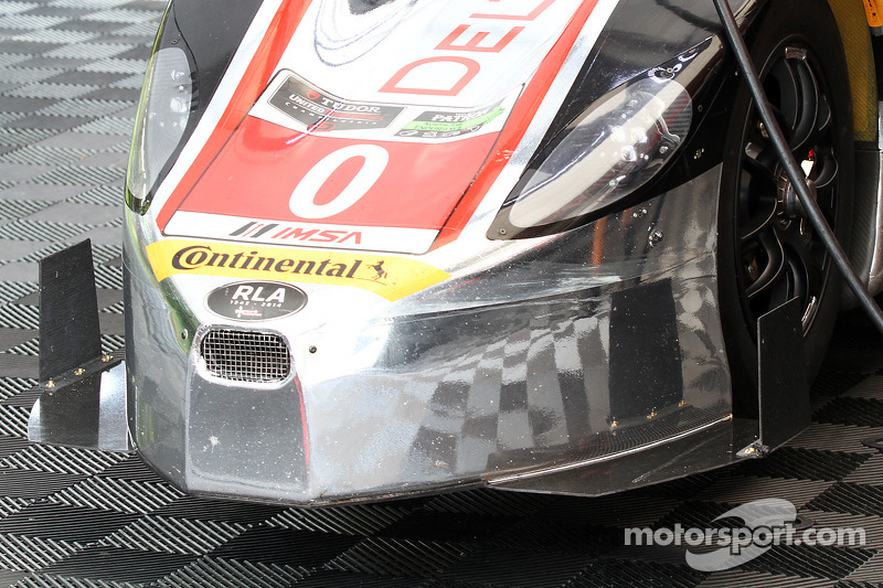 #0 DeltaWing Racing Cars DWC13 detail