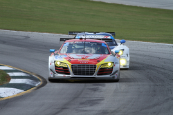 #45 Flying Lizard Motorsports Audi R8 LMS: Nelson Canache, Spencer Pumpelly, Andrew Palmer
