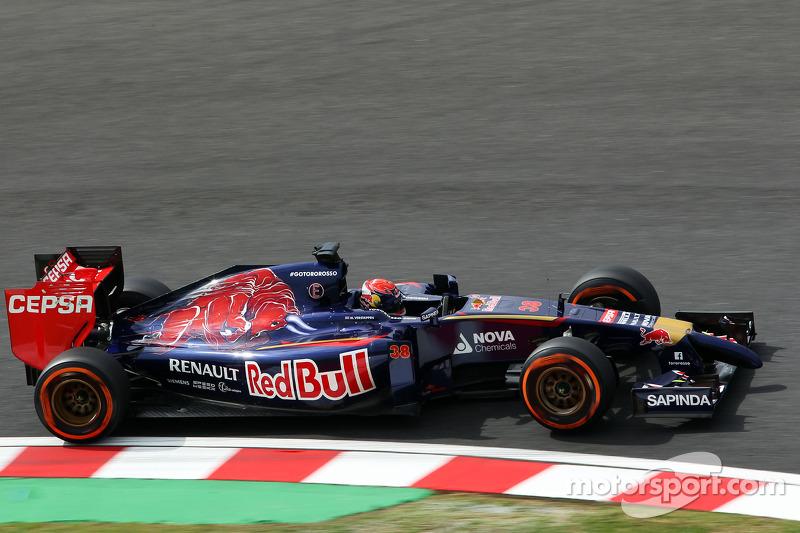 Жовтень 2014 – Макс Ферстаппен, Toro Rosso STR9 Renault