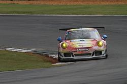 #73 Park Place Motorsports 保时捷 911 GT America: 派特里克·林德赛, 凯文·埃斯特雷, 诺伯特·西德勒