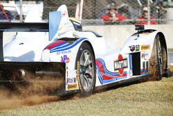 遇到问题,#8 Starworks Motorsport ORECA FLM09: Mirco Schultis, Renger van der Zande, Alex Popow