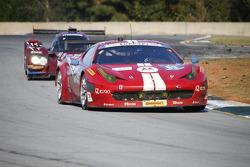 #63 Scuderia Corsa 法拉利 458 Italia: 亚历山德罗·巴尔赞, 杰夫·韦斯特法尔, 布兰登·戴维斯, 凯利·马尔切利