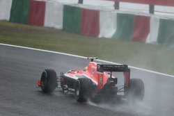 Жюль Б'янкі, Marussia F1 Team MR03