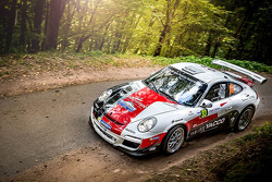 Romain Dumas y Denis Giraudet, Porsche 911