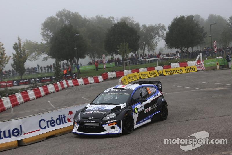 朱利安·毛林和尼古拉斯·克林格,福特嘉年华WRC