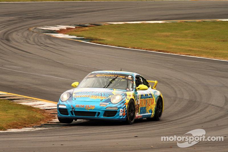 #13 Rum Bum Racing Porsche 997: Matt Plumb, Nick Longhi