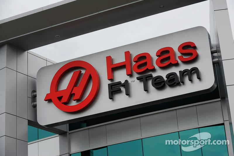 La sede Haas F1 Team a Kannapolis, N.C.