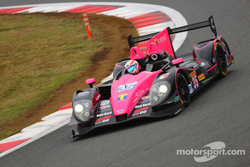 #35 OAK Racing Morgan Judd: Keiko Ihara, Gustavo Yacaman, Alex Brundle