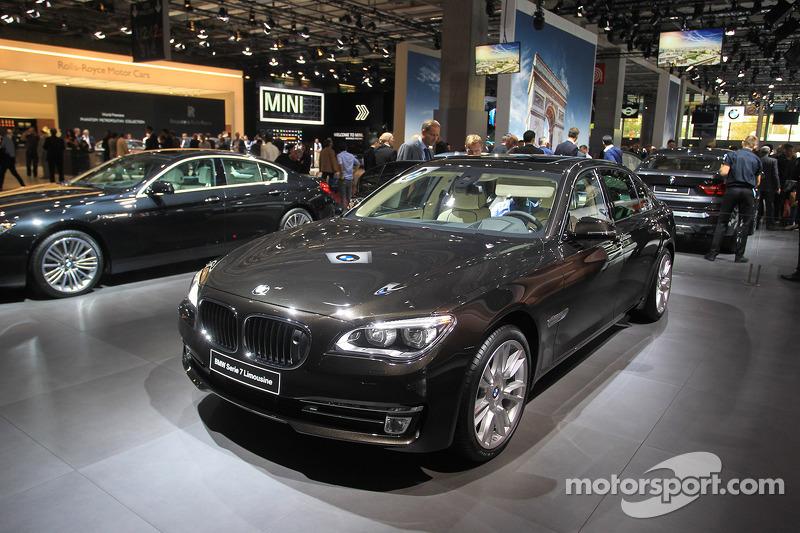 BMW 7 Series Limousine Individual