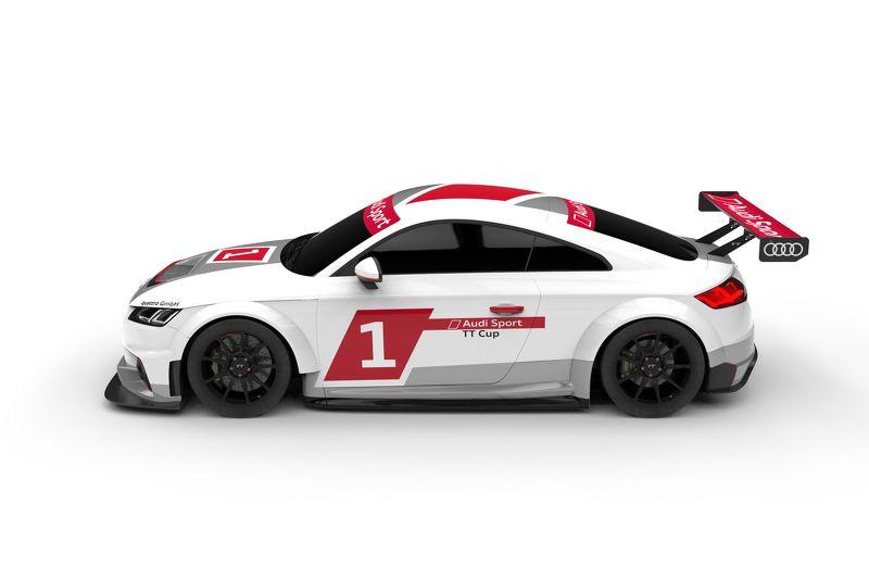 Presentación Audi TT Copa