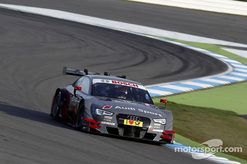 Edoardo Mortara (ITA) Audi Sport Team Abt Audi RS 5 DTM
