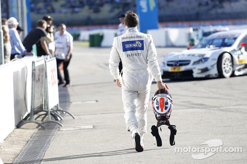 Gary Paffett Mercedes AMG DTM-Takımı HWA DTM Mercedes AMG C-Coupe