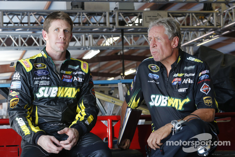 Carl Edwards ve Jimmy Fennig