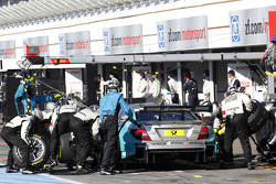 Pitstop, Daniel Juncadella, Mercedes AMG DTM-Takımı Mucke DTM Mercedes AMG C-Coupe