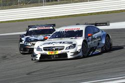 Paul Di Resta, Mercedes AMG, DTM Mercedes AMG C-Coupe,