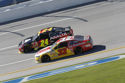 Jeff Gordon et Terry Labonte