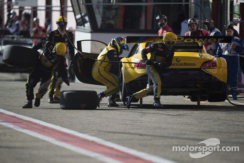 #0 BMW Sports Trophy Team Brasil BMW Z4: Cacá Bueno, Sergio Jimenez